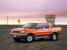 Nissan Datsun 1997, пикап, 10 поколение, D22