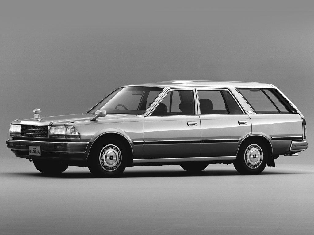 nissan gloria wagon