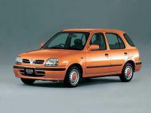 Nissan March Box 2 поколение, 11.1999 - 02.2002, Универсал