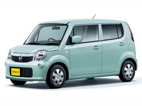 Nissan Moco (G33) 02.2011 - 05.2016