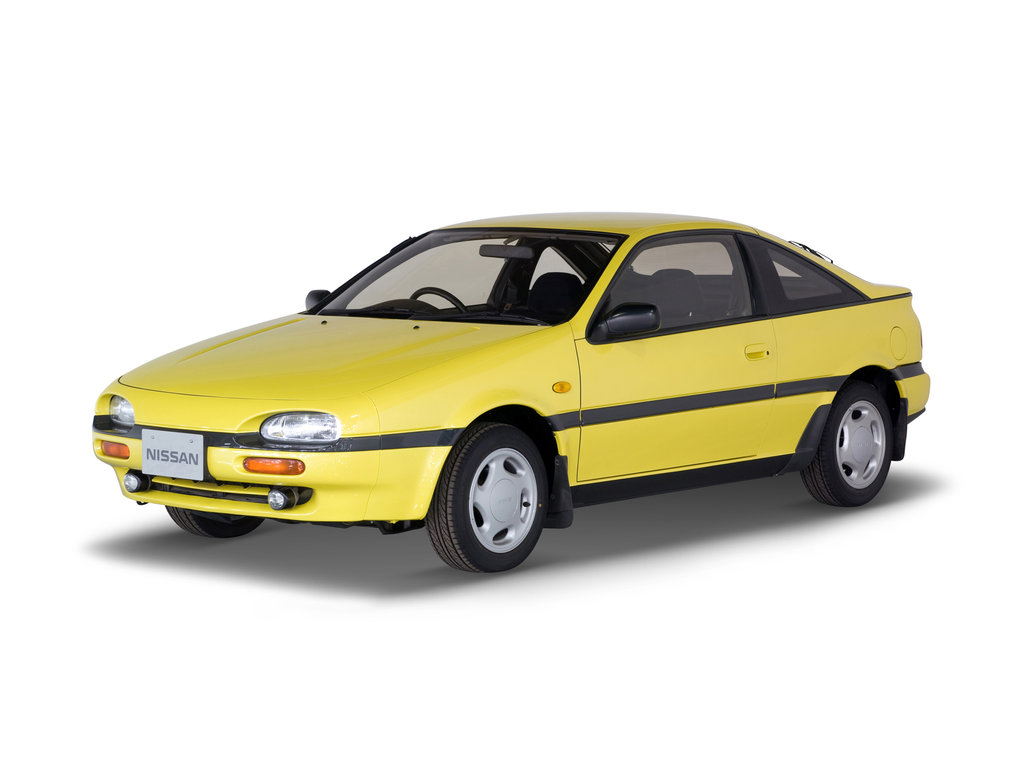 nissan nx coupe 1990