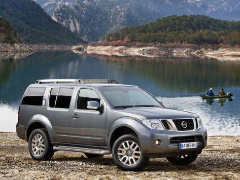 Nissan Pathfinder (R51) 02.2009 - 07.2014