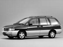 Nissan Prairie Joy 1995, минивэн, 2 поколение, M11