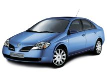 Nissan Primera 2002, седан, 3 поколение, P12