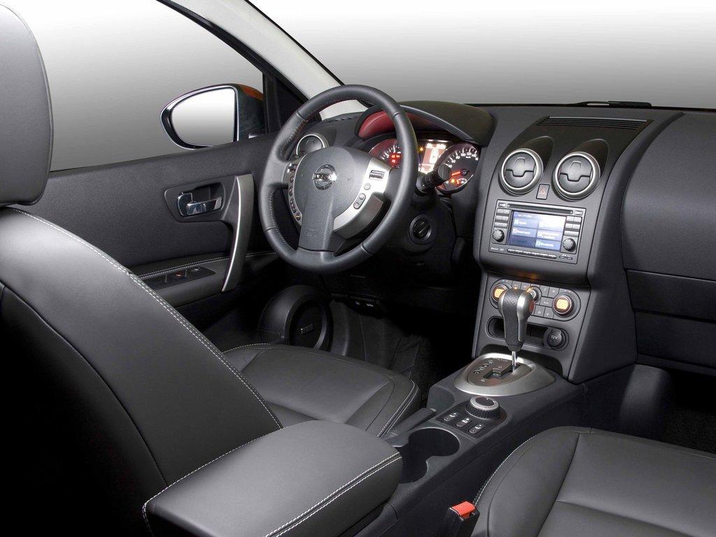 Nissan Qashqai рестайлинг 2010, 2011, 2012, 2013, suv, 1 ...