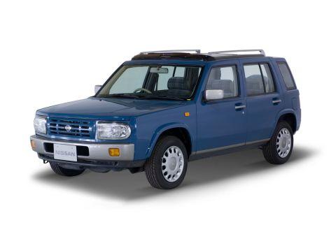 Nissan Rasheen (NB14) 12.1994 - 08.2000