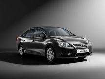 Nissan Sentra 2014, седан, 7 поколение, B17