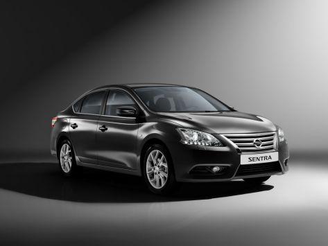 Nissan Sentra (B17) 08.2014 - 10.2017