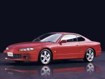 Nissan Silvia 7 поколение, 01.1999 - 08.2002, Купе