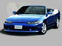 Nissan Silvia 2000, открытый кузов, 7 поколение, S15