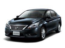 Nissan Sylphy 3 поколение, 12.2012 - н.в., Седан