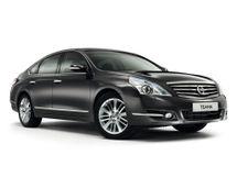 Nissan Teana рестайлинг, 2 поколение, 09.2011 - 02.2014, Седан