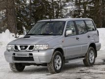 Nissan Terrano II 2-й рестайлинг 1999, джип/suv 5 дв., 1 поколение, R20
