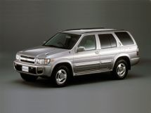 Nissan Terrano Regulus 1996, suv, 1 поколение, R50