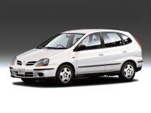 Nissan Tino 1 поколение, 12.1998 - 03.2003, Минивэн