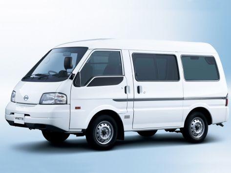 Nissan Vanette (S21, SK) 06.1999 - 06.2017
