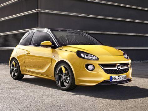 Opel Adam  09.2012 -  н.в.