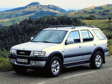 Opel Frontera (B) 09.1998 - 05.2001