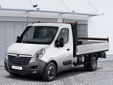 Opel Movano  02.2010 - 06.2019
