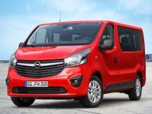Opel Vivaro 2014, минивэн, 2 поколение, B