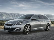 Peugeot 308 2014, универсал, 2 поколение, T9