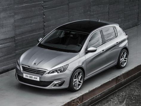 Peugeot 308 (T9) 08.2014 - 09.2017