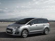 Peugeot 5008 рестайлинг 2013, минивэн, 1 поколение, T8