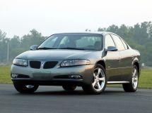 Pontiac Bonneville 10 поколение, 03.1999 - 05.2005, Седан
