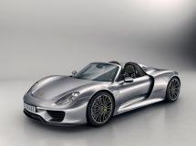 Porsche 918 2010, открытый кузов, 1 поколение