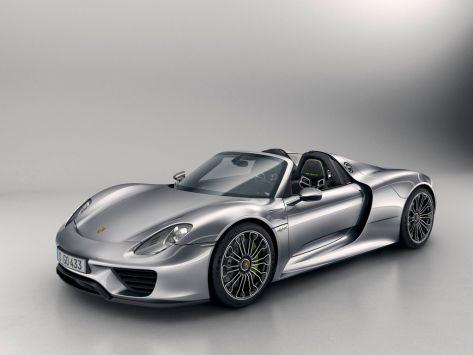 Porsche 918  03.2010 - 08.2015