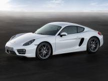 Porsche Cayman 2013, купе, 2 поколение