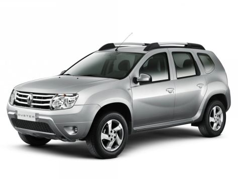 Renault Duster  01.2010 - 05.2015