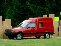 Renault Express 1985, коммерческий фургон, 1 поколение
