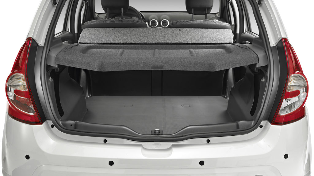 Рено Сандеро багажник — описание модели