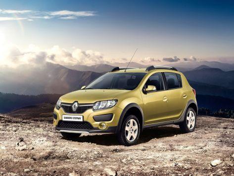 Renault Sandero Stepway  11.2014 - 10.2018