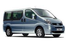 Renault Trafic рестайлинг, 2 поколение, 10.2006 - 06.2014, Минивэн