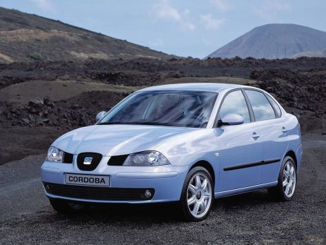 SEAT Cordoba (6L) 10.2002 - 09.2009