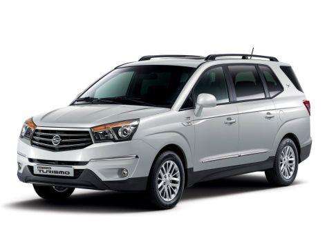 SsangYong Korando Turismo (A150) 02.2013 - 01.2018