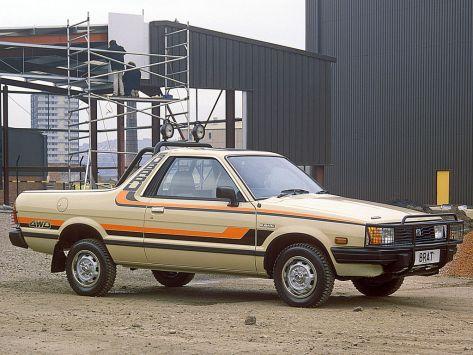 Subaru Brat  03.1981 - 11.1993