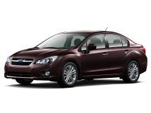 Subaru Impreza 4 поколение, 11.2011 - 07.2014, Седан