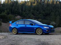 Subaru Impreza WRX STI 2014, седан, 4 поколение, VA