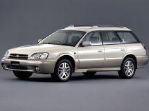 Subaru Legacy Lancaster 1998, универсал, 2 поколение, BH