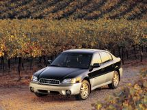 Subaru Outback 2 поколение, 09.1998 - 10.2003, Седан