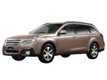 Subaru Outback рестайлинг 2012, джип/suv 5 дв., 4 поколение, BR