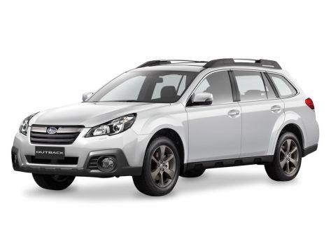 Subaru Outback (BR/B14) 05.2012 - 03.2015