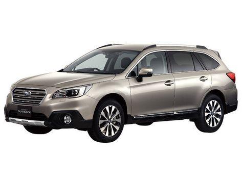 Subaru Outback (BS/B15) 10.2014 - 09.2017