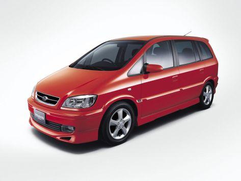 Subaru Traviq (XM) 08.2001 - 12.2004