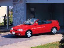 Suzuki Cultus рестайлинг 1992, открытый кузов, 2 поколение
