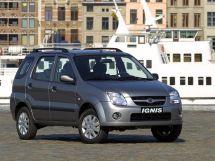 Suzuki Ignis рестайлинг 2004, хэтчбек 5 дв., 1 поколение