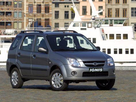 Suzuki Ignis  04.2004 - 03.2007
